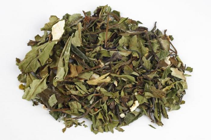 Ceai frunze Organic White Tea Chai Solaris 0