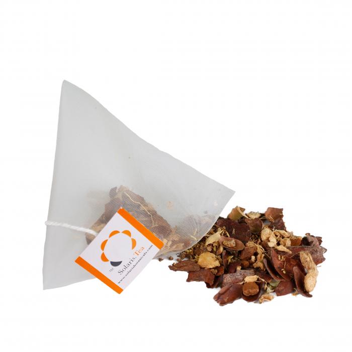 Ceai Organic I AM - Root Chakra - 45 plicuri piramidale 0