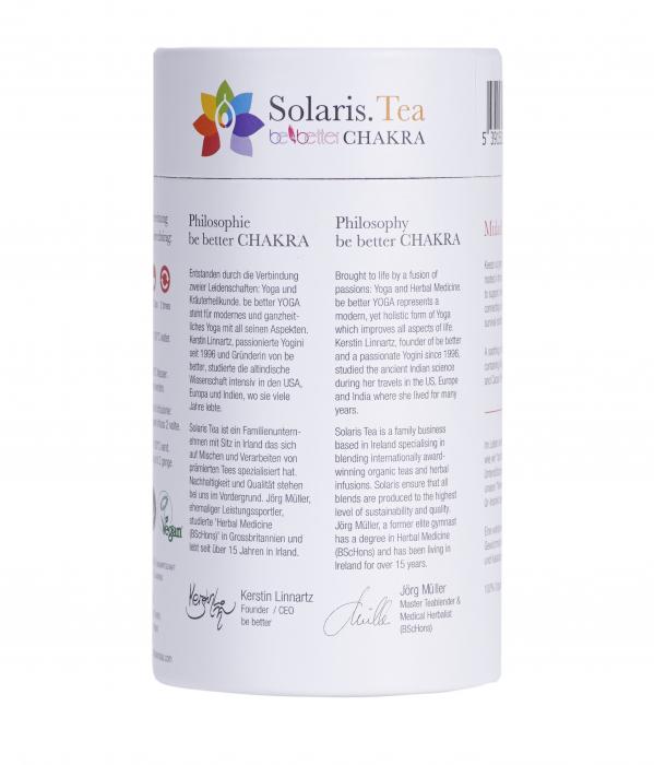 Ceai Organic I AM - Root Chakra 5