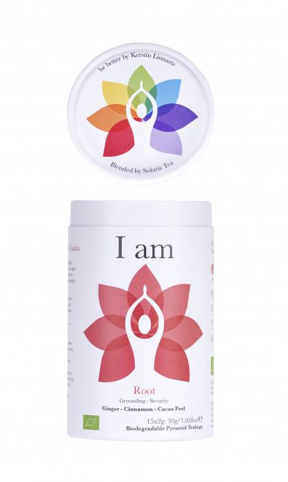 Ceai Organic I AM - Root Chakra 8