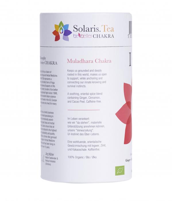 Ceai Organic I AM - Root Chakra 6