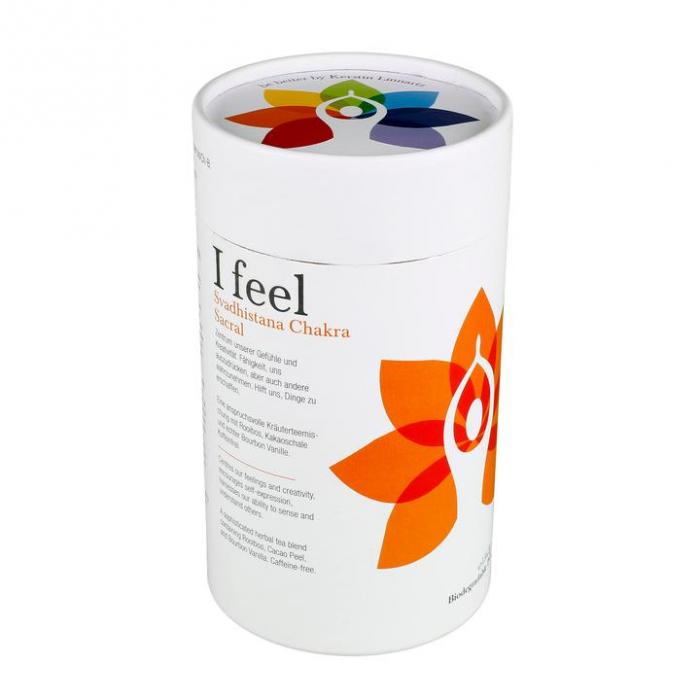 Ceai Organic I Feel - Sacral Chakra 0