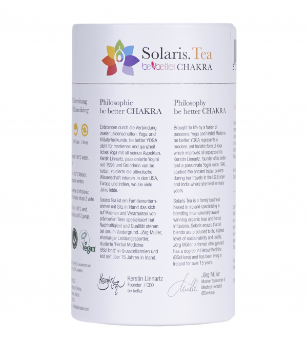 Ceai Organic I Do - Solar Plexus Chakra - 15 plicuri piramidale [6]