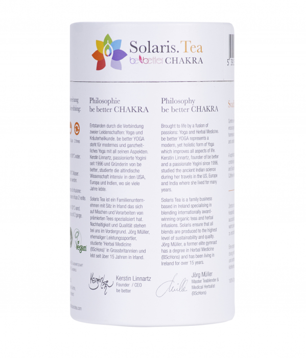 Ceai Organic I Feel - Sacral Chakra 6