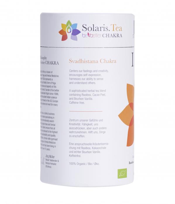 Ceai Organic I Feel - Sacral Chakra 7