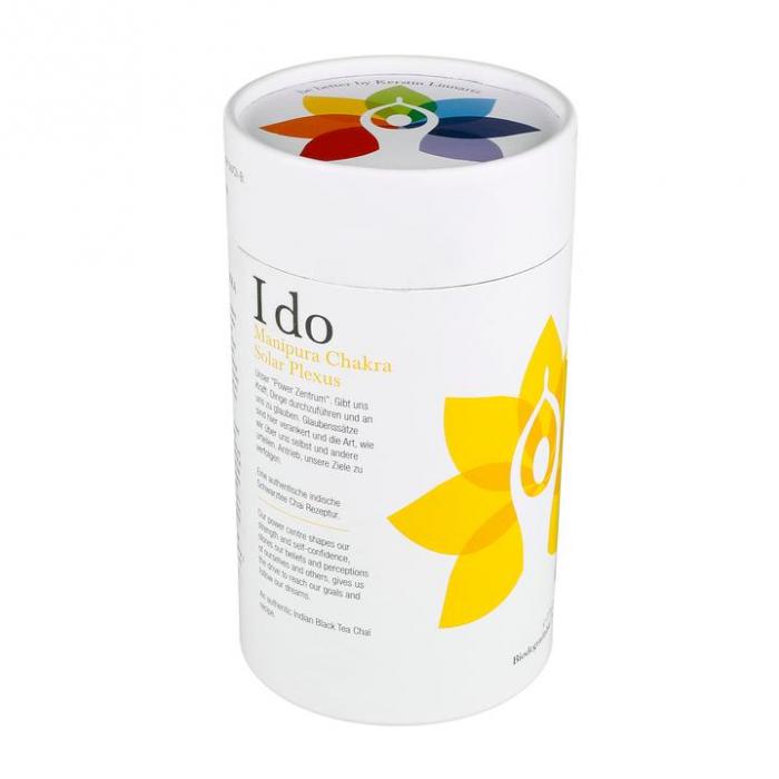 Ceai Organic I Do - Solar Plexus Chakra - 15 plicuri piramidale [0]