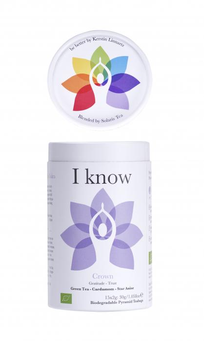 Ceai Organic I Know - Crown Chakra 7