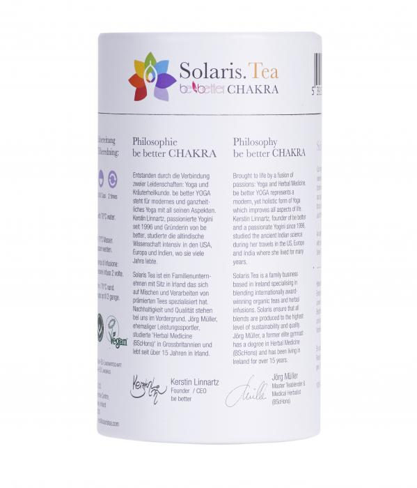 Ceai Organic I Know - Crown Chakra 5