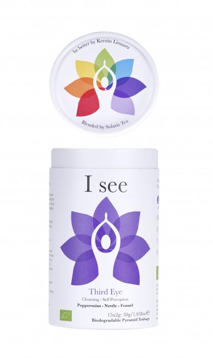 Ceai Organic I See - Third Eye Chakra 7