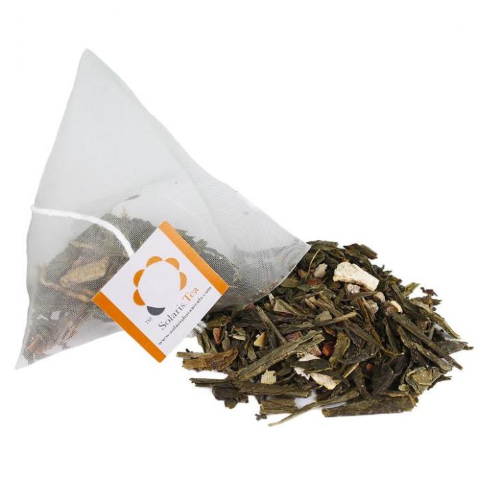 Ceai Organic I Know - Crown Chakra - 45 plicuri piramidale [0]