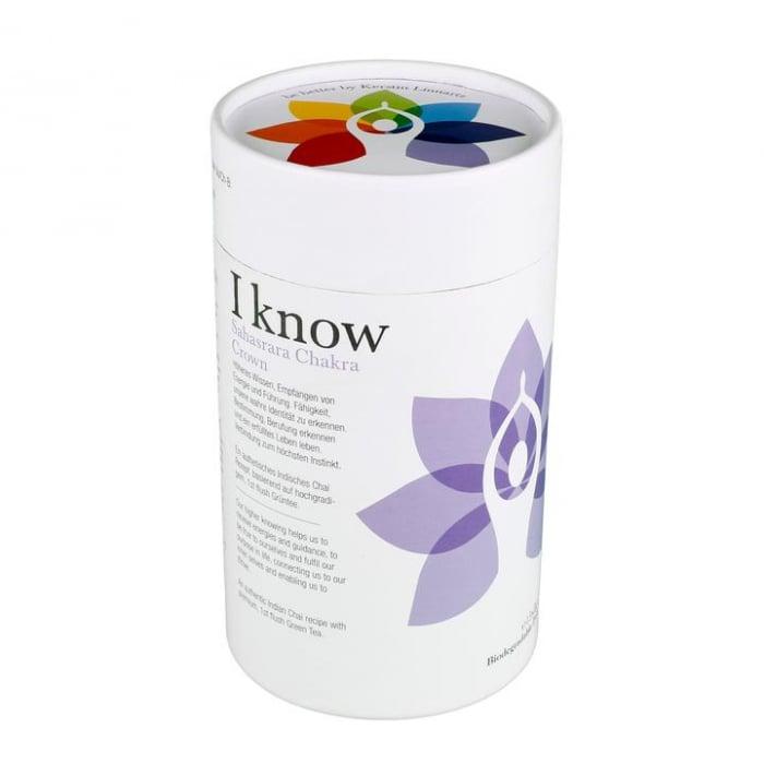 Ceai I know - Crown Chakra Organic 0