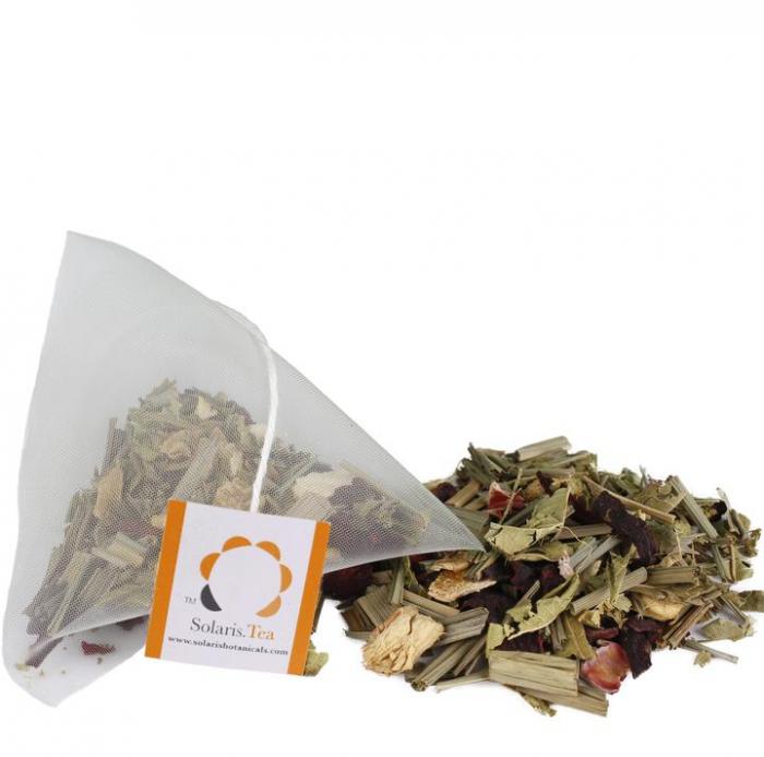 Ceai Organic I Speak - Throat Chakra - 45 plicuri piramidale 0