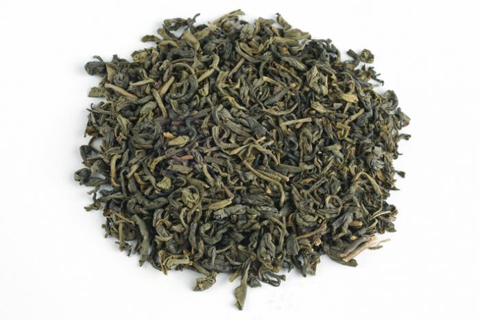 Ceai Organic Verde cu Iasomie - cilindru 100gr [1]