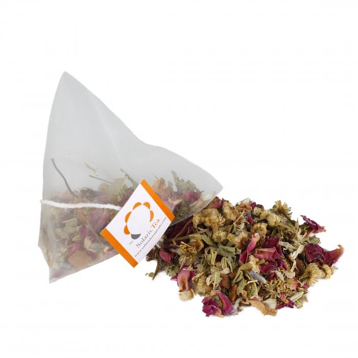 Ceai Organic I Love - Hearth Chakra - 45 plicuri piramidale [0]