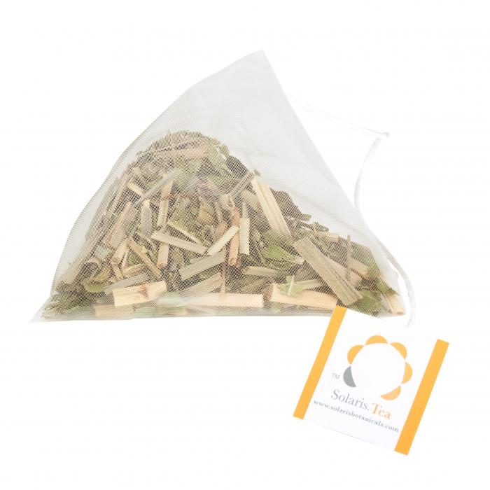 Ceai Organic Lamaie Detox 15 plicuri piramidale [2]