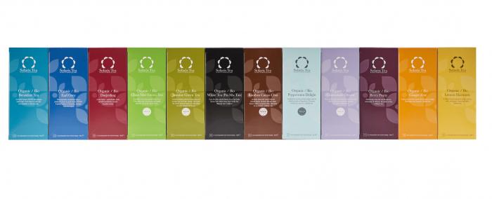 Ceai Organic negru Earl Grey 40 plicuri 5
