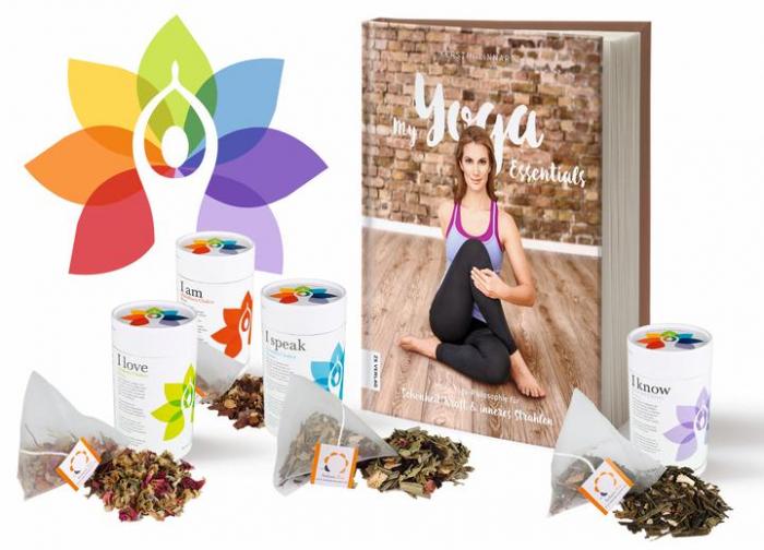 Ceai Organic I Love - Hearth Chakra 2