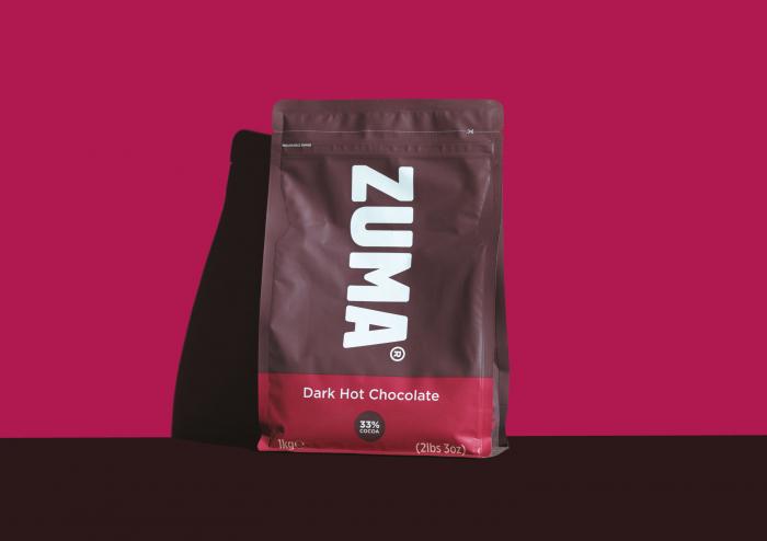 Ciocolata calda Neagra 1kg Zuma 2