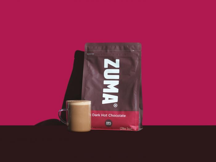 Ciocolata calda Neagra 1kg Zuma 1