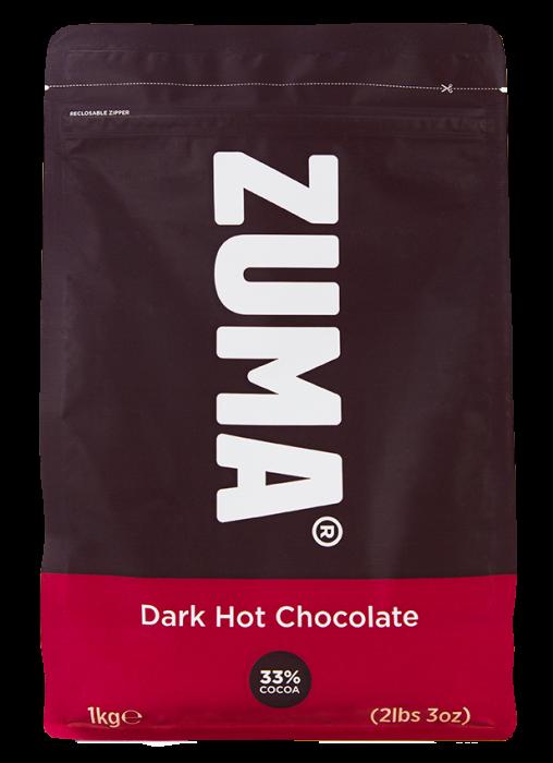 Ciocolata calda Neagra 1kg Zuma 0