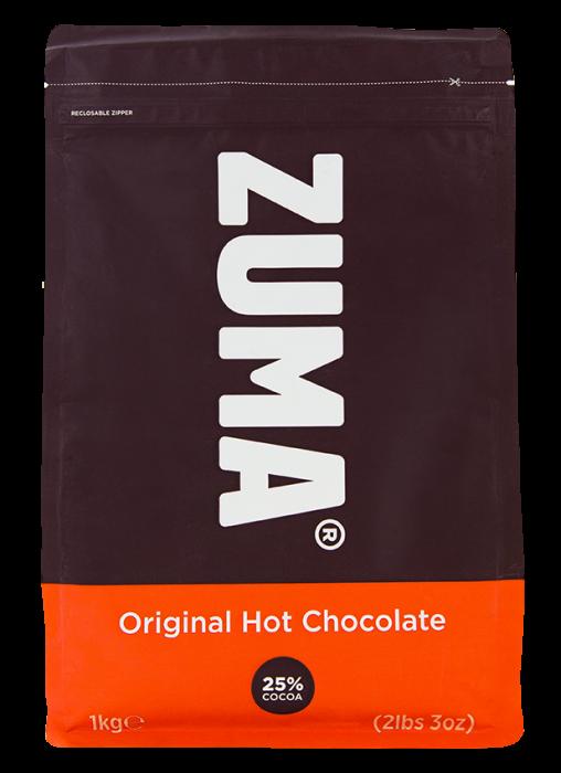 Ciocolata calda Original 1kg Zuma 0