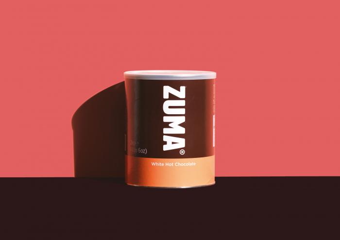 Ciocolata calda alba 2kg Zuma 3
