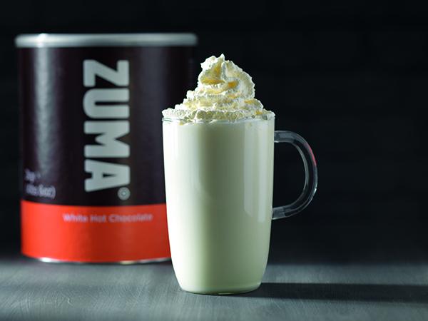 Ciocolata calda alba 2kg Zuma 1