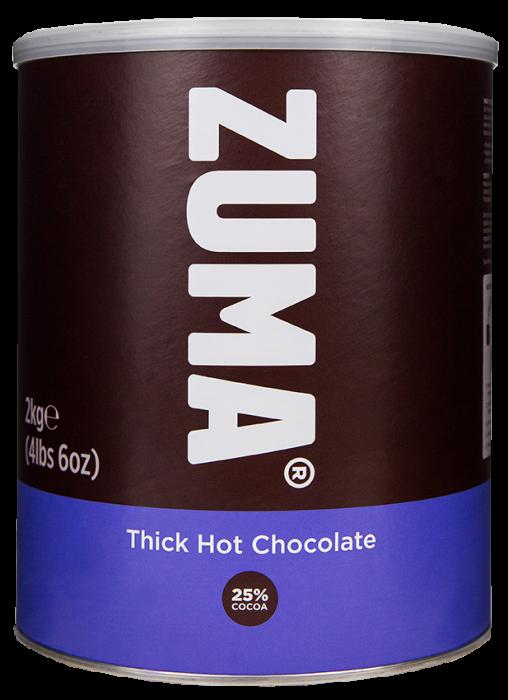 Ciocolata calda densa 2kg Zuma 0
