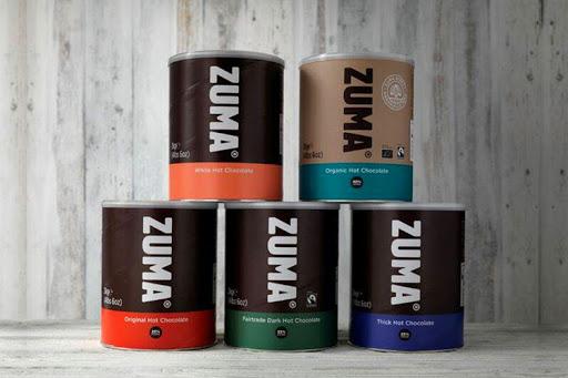 Ciocolata Calda Organica 2kg Zuma 40% cacao [3]