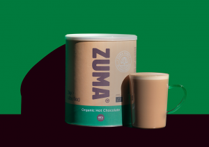 Ciocolata Calda Organica 2kg Zuma 40% cacao 1