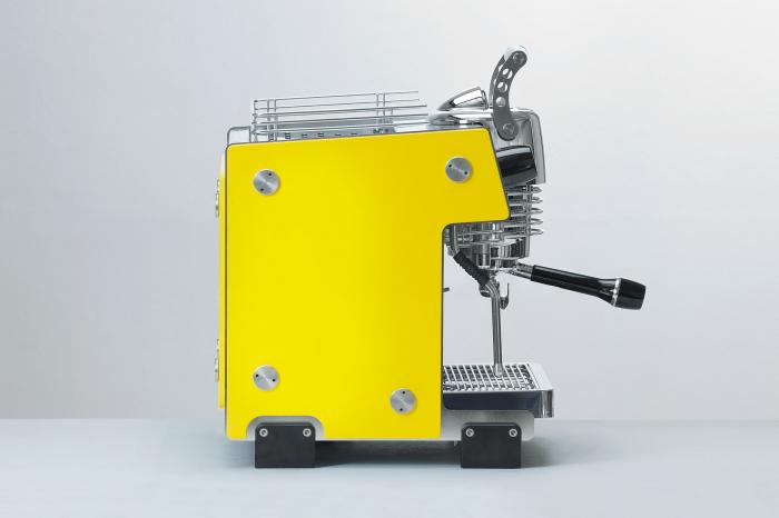 Espressor Dalla Corte MINA SH Yellow 0