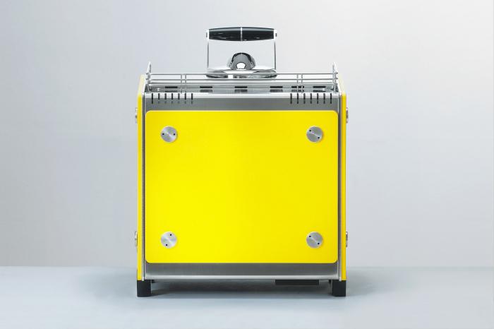 Espressor Dalla Corte MINA SH Yellow 2