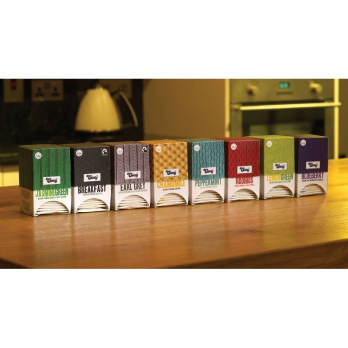 Cosy Ceai Organic Verde de Lamaie 3