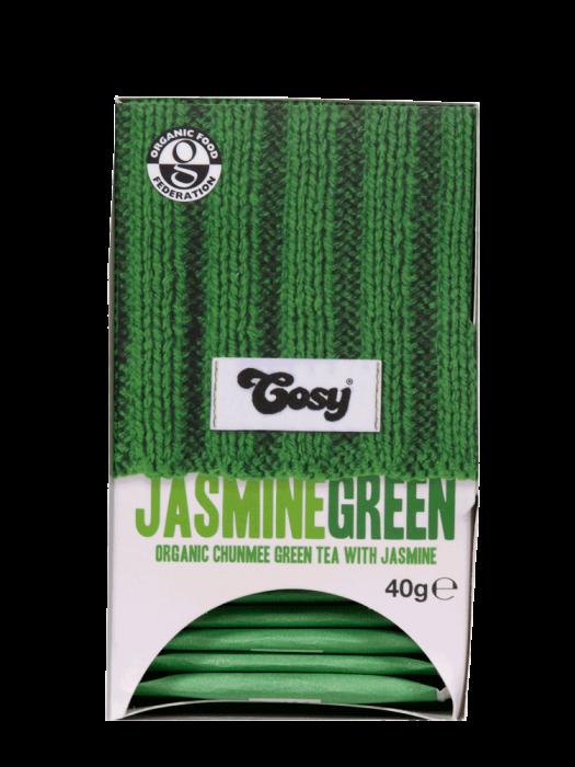 Cosy Ceai Organic Verde cu Iasomie 0
