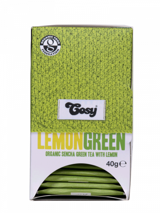 Cosy Ceai Organic Verde de Lamaie 0