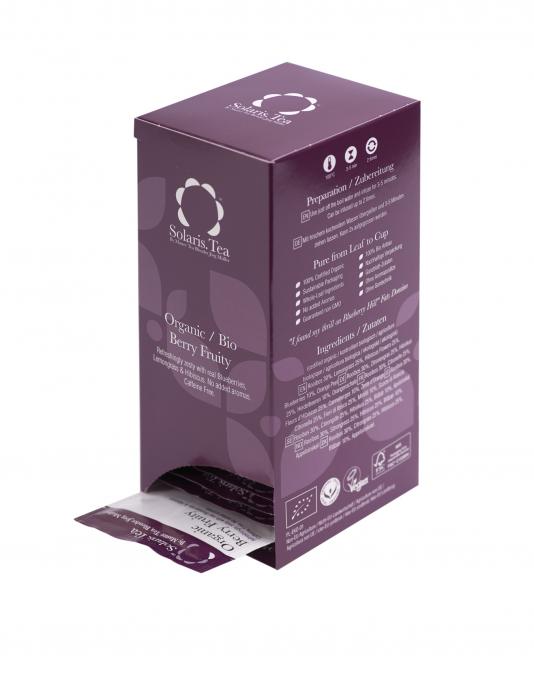 Ceai Organic Fructe de Padure 40 plicuri 3