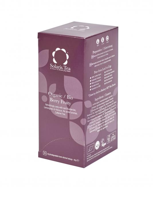Ceai Organic Fructe de Padure 40 plicuri 0