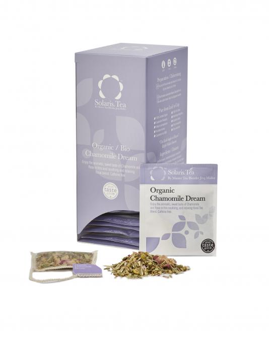 Ceai Organic Musetel 40 plicuri 2