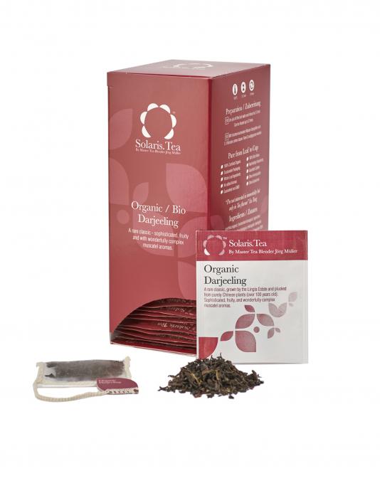 Ceai Organic Darjeeling 40 plicuri 3