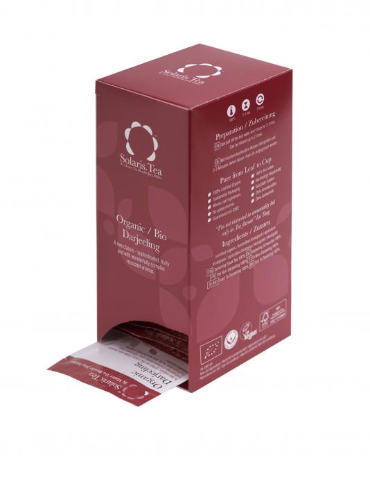Ceai Organic Darjeeling 40 plicuri 4