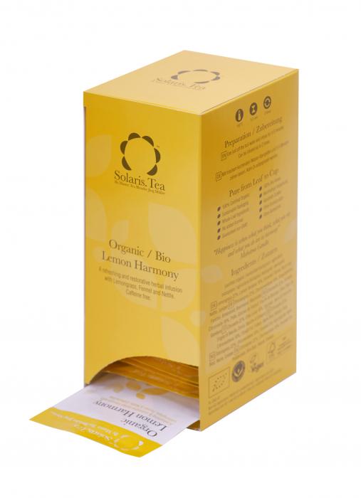Ceai Organic Lamaie 40 plicuri 3