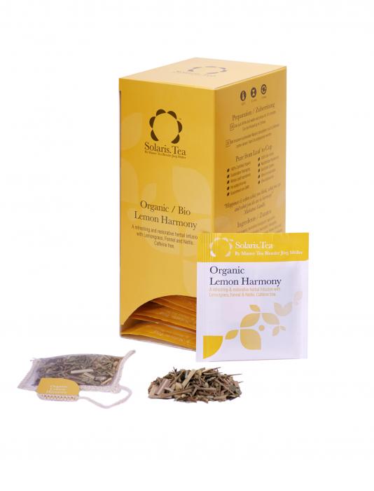 Ceai Organic Lamaie 40 plicuri 2