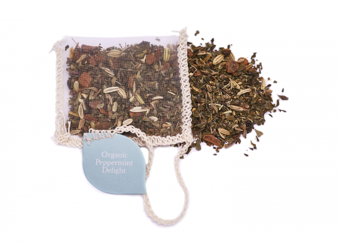 Ceai Organic Menta 40 plicuri 4