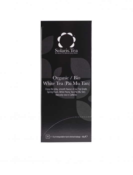 Ceai Organic Alb 40 plicuri 1