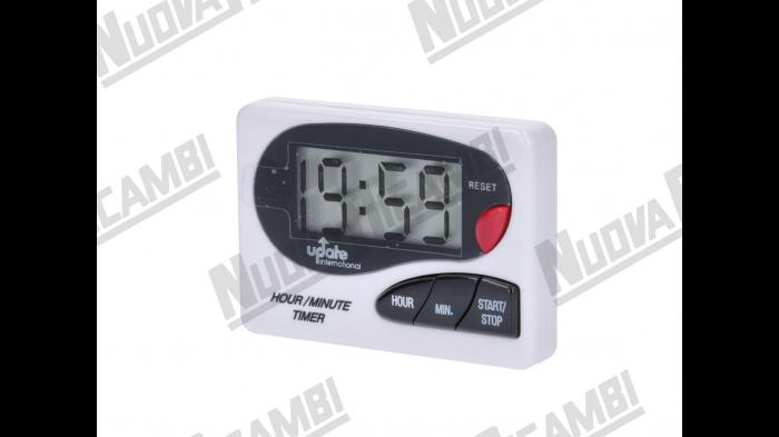 Timer digital cu magnet si clip de fixare 0