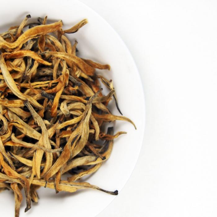 Ceai de specialitate Dian Hong Golden Buds [0]