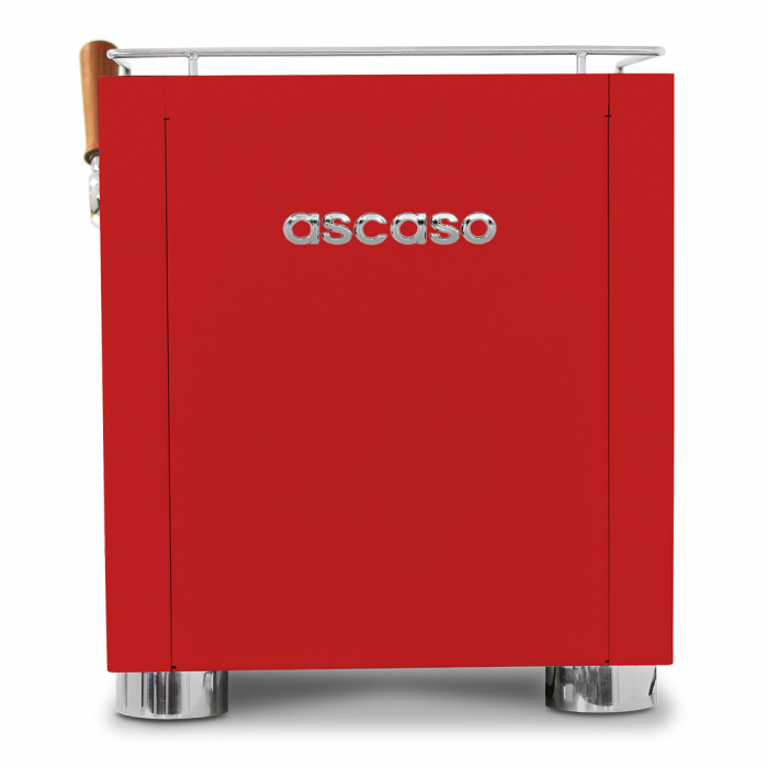 Espressor Ascaso Baby T  PLUS Rosu - 1 grup 3