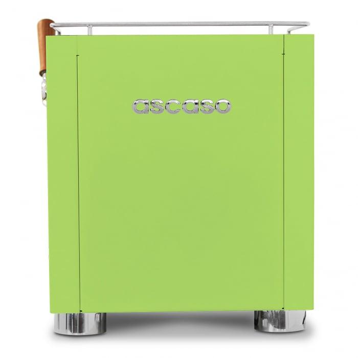 Espressor Ascaso Baby T  PLUS Verde - 1 grup 3