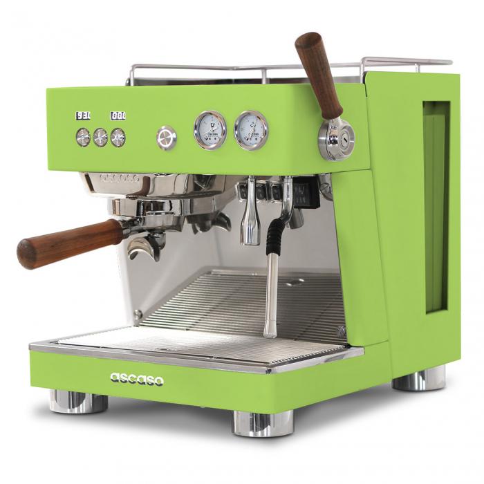 Espressor Ascaso Baby T  PLUS Verde - 1 grup 1