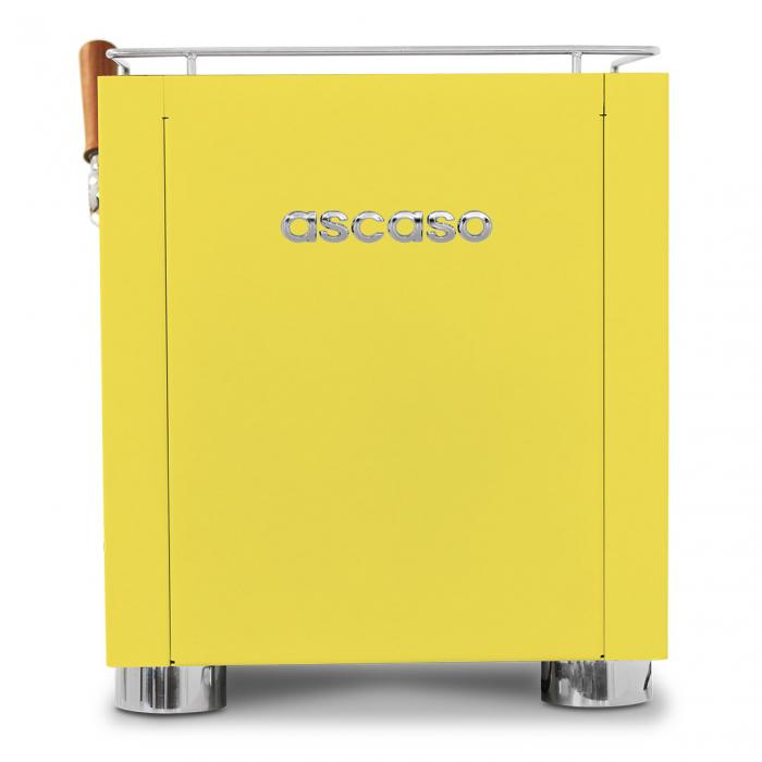 Espressor Ascaso Baby T  PLUS Galben - 1 grup 3